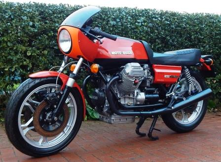 Moto Guzzi Cafe Racer For Sale 1100